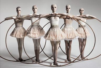 Hoop Ballet