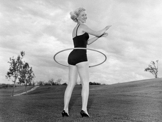 Sexy hoop